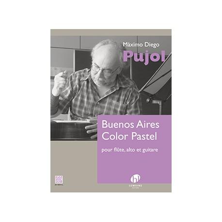 Buenos Aires color pastel