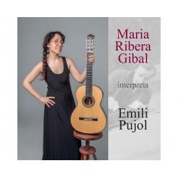 Maria Ribera Gibal interpreta Emili Pujol