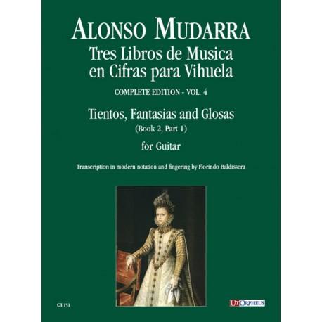 Tres libros de música en cifras para vihuela, vol. 2