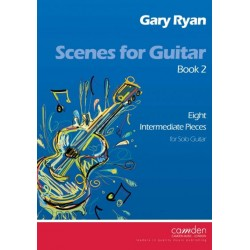 Scenes for guitar, book 2