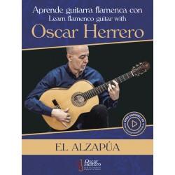 Aprende guitarra flamenca con Oscar Herrero