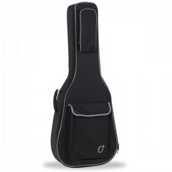 Funda para guitarra clásica cadete - Ribete gris