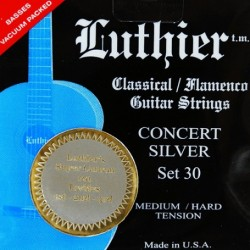 Set-30 Concert Silver Super Carbon