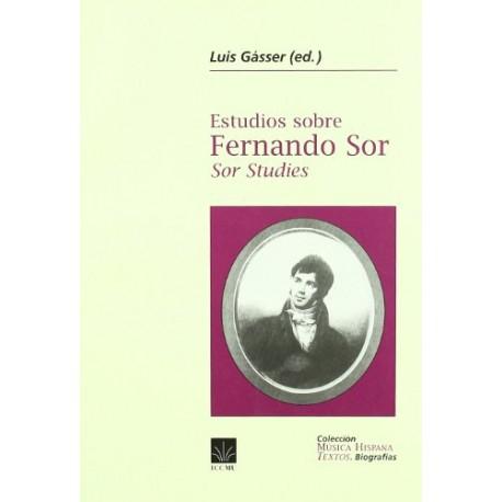 Estudios sobre Fernando Sor / Sor Studies