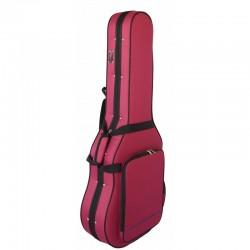 Foam case classical guitar - red