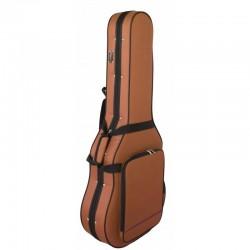 Foam case classical guitar - brown