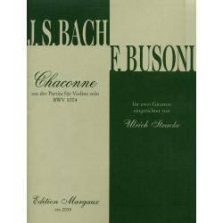 Chaconne aus Partita für violine solo BWV 1004