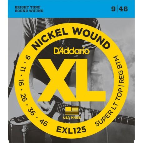 EXL 125 Nickel Wound