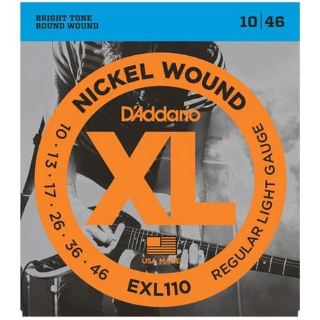 EXL 110 Nickel Wound