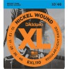 EXL 110 Nickel Wound