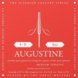 Augustine Red D 4th Medium