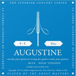 Augustine Blue E 6th High