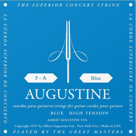 Augustine Blue A 5th Alta