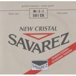 Savarez New Cristal E 1st 501 CR - Media
