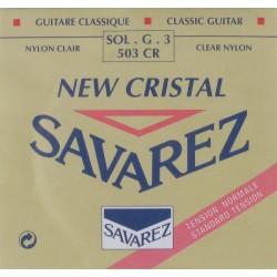Savarez New Cristal G 3rd 503 CR - Media