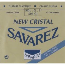 Savarez New Cristal G 3rd 503 CJ - Alta