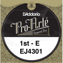 D'Addario Pro Arte E 1ST EJ4301 - Baja