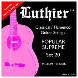 Luthier Set 20 Popular Supreme - Media