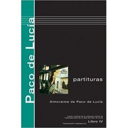 Almoraima de Paco de Lucía. Libro IV