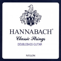 Hannabach Contrabass Guitar 6 Strings
