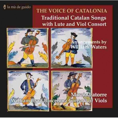 The voice of Catalonia. Traditional Catalan Songs with Lute and Viol Consort
